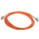 Product image for Fiber Optic Cable, LC/LC, Multi Mode, Duplex -  3 meter (62.5/125 Type)