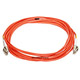 Product image for Fiber Optic Cable, LC/LC, Multi Mode, Duplex -  5 meter (62.5/125 Type)