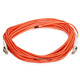Product image for Fiber Optic Cable, LC/LC, Multi Mode, Duplex - 10 meter (62.5/125 Type)