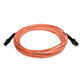 Product image for Fiber Optic Cable, MTRJ (Female) /MTRJ (Female), Multi Mode, Duplex -  5 meter (62.5/125 Type)