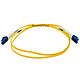 Product image for Fiber Optic Cable, LC/LC, Single Mode, Duplex - 1 meter (9/125 Type)